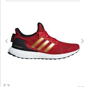 Adidas Game of Thrones Lannister Ultra Boost Shoes